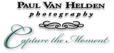Paul Van Helden Photography - Capture the Moment