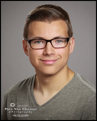 Phillip - Actor Head Shot